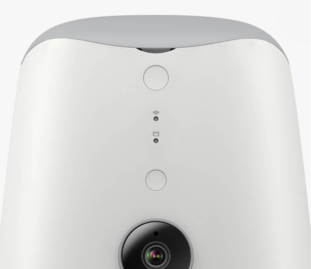 Petoneer Automatic Pet Feeder with Webcam