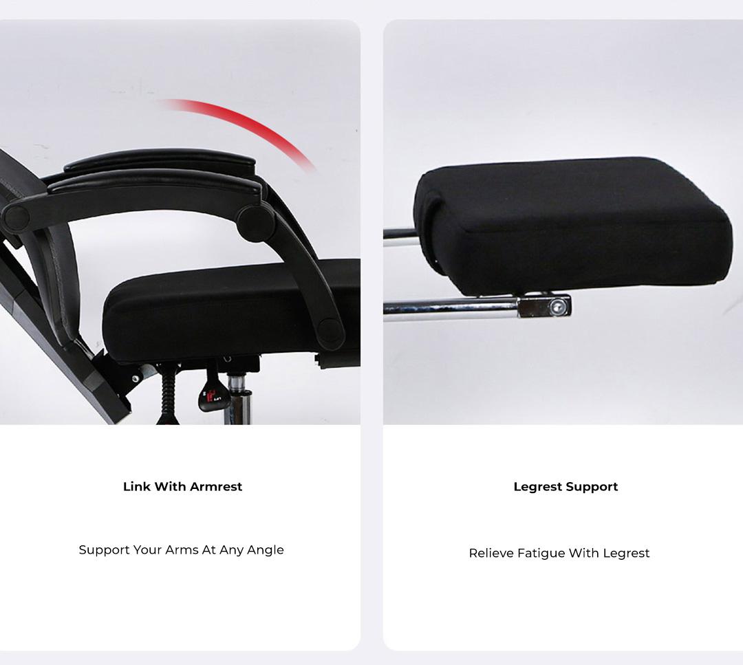 Xiaomi Hbada Ergonomic Gaming Chair Blade Series