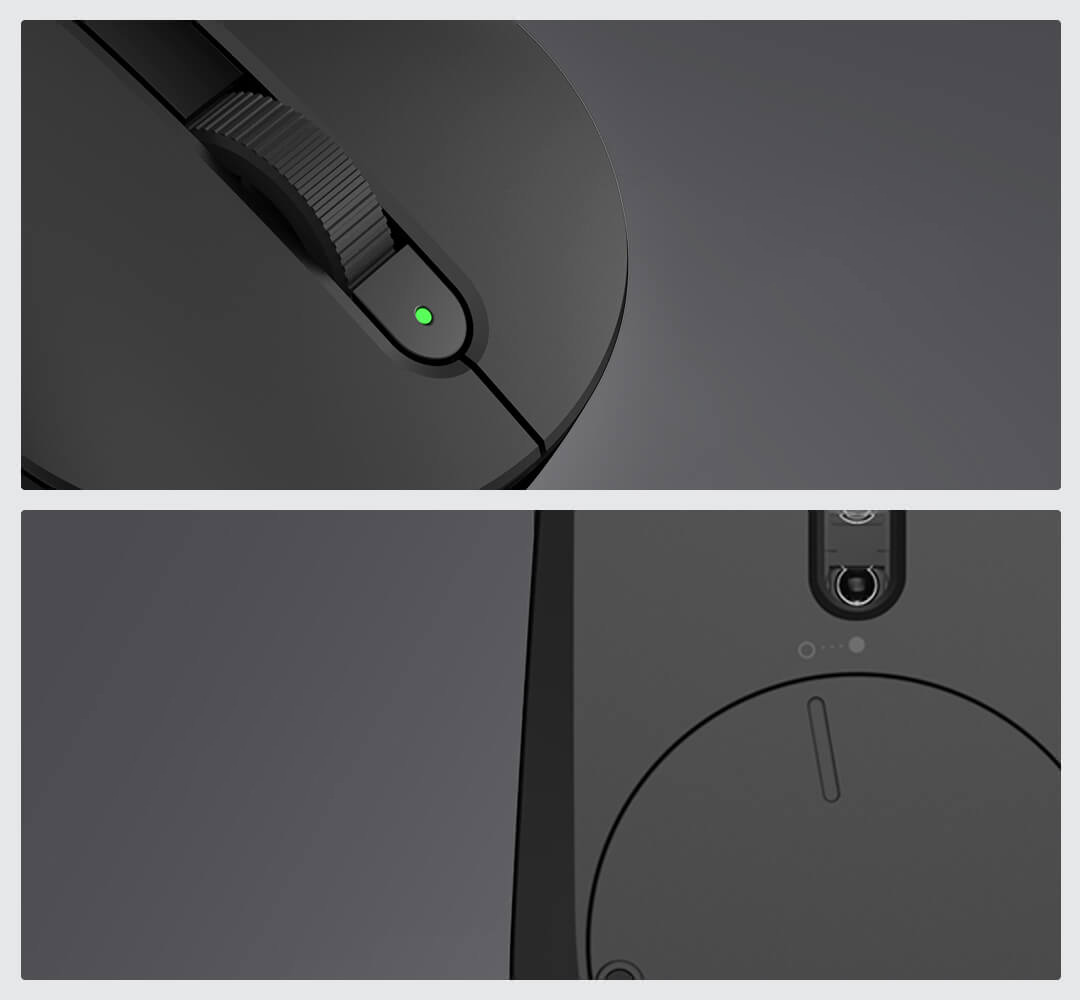 Xiaomi MIIIW Wireless Optical Mouse