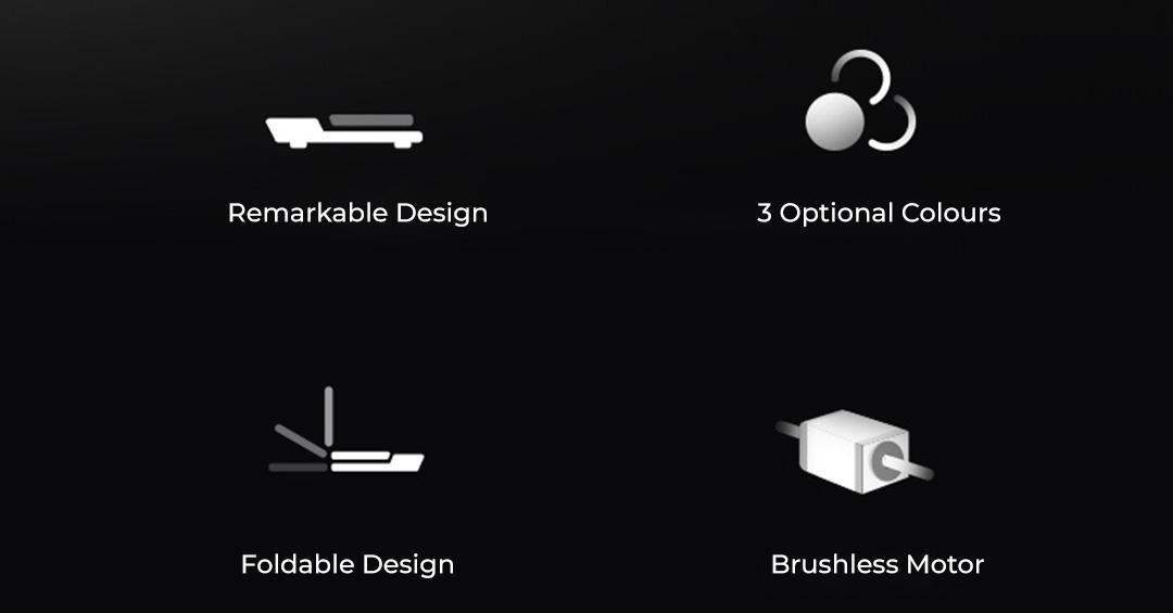 Xiaomi Kingsmith WalkingPad Foldable Treadmill S1