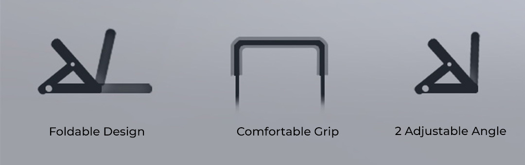 Xiaomi Kingsmith WalkingPad Foldable Treadmill Handrail