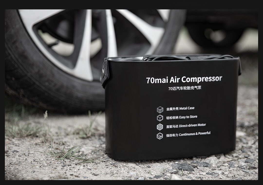 Xiaomi 70MAI Portable Air Compressor