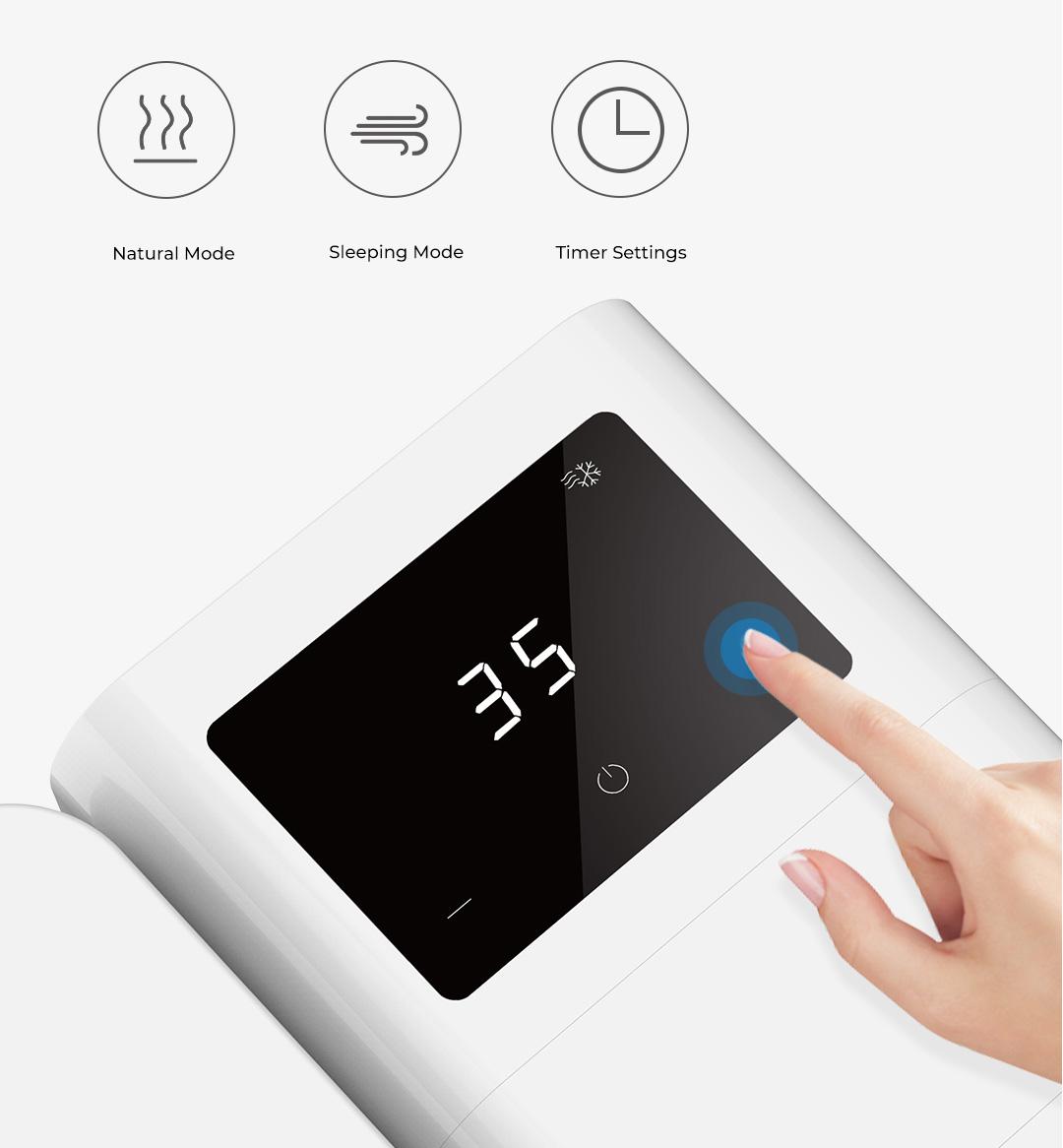 Xiaomi Microhoo Portable Mini Air Conditioner