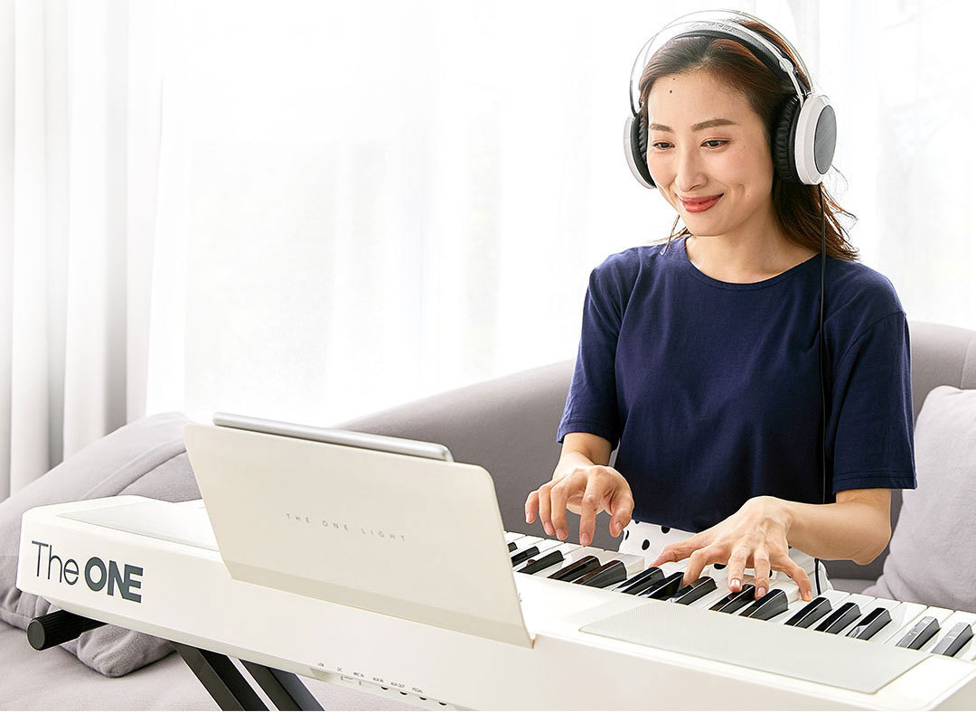 Xiaomi TheONE Smart Electronic Keyboard Light Edition