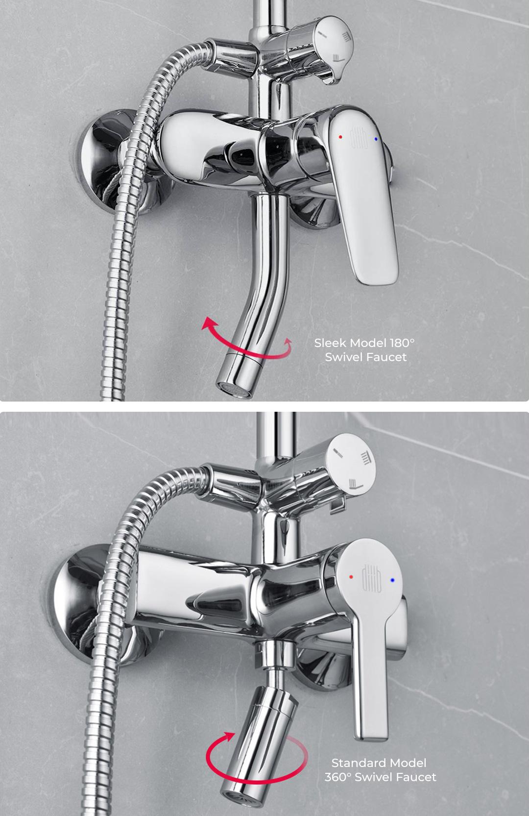 Xiaomi Diiib Shower Set With Bidet Sprayer