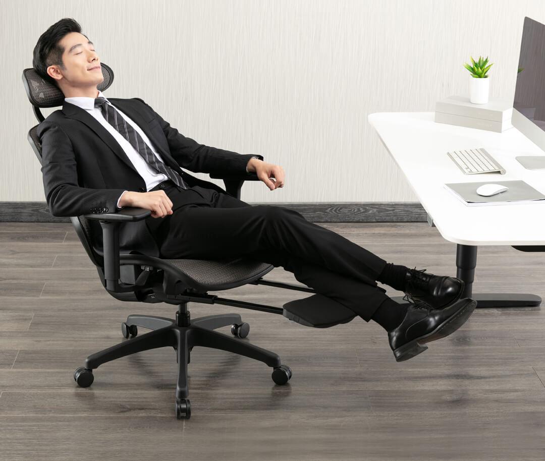 Xiaomi UE TOTO Recliner Ergonomic Chair