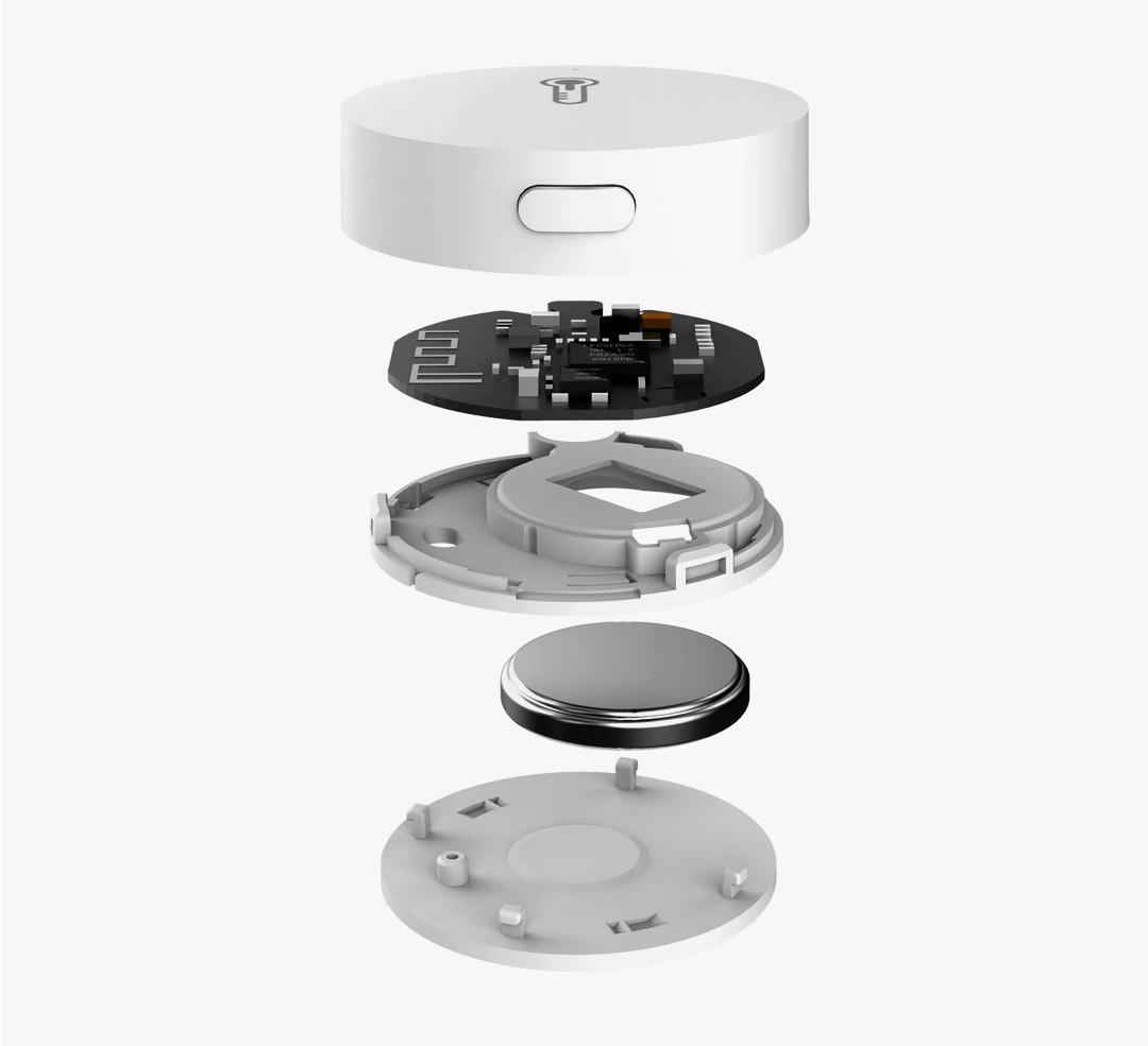 Xiaomi Mijia Smart Temperature Humidity Sensor