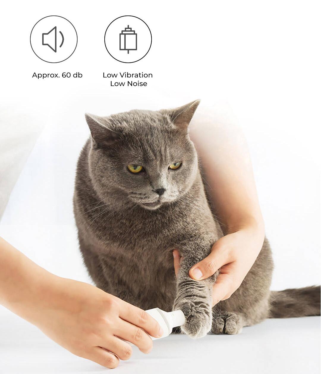 Xiaomi Pawbby Pet Electric Nail Grinder