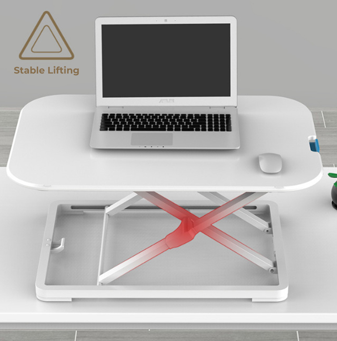 Loctek Adjustable Desk Riser MN2