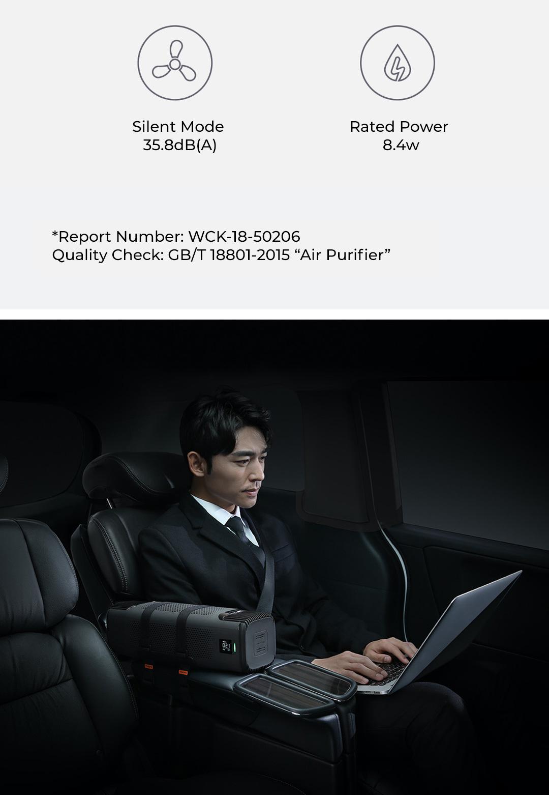 Xiaomi Mojietu Smart Car Air Purifier P8S