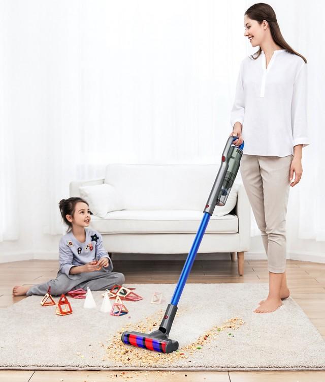 Jimmy Cordless Handheld Vacuum Cleaner JV63