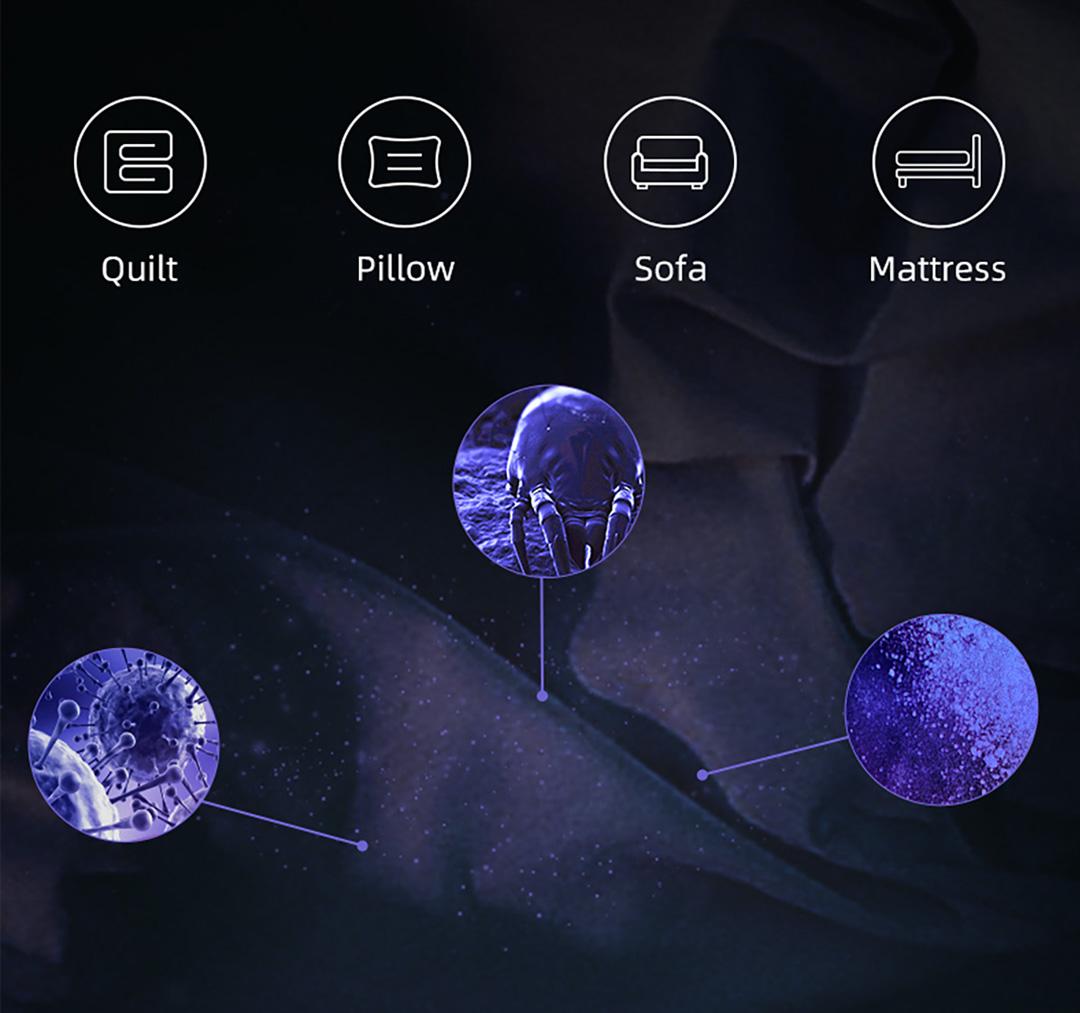 Xiaomi Jimmy Anti-Mite Vacuum Cleaner JV35