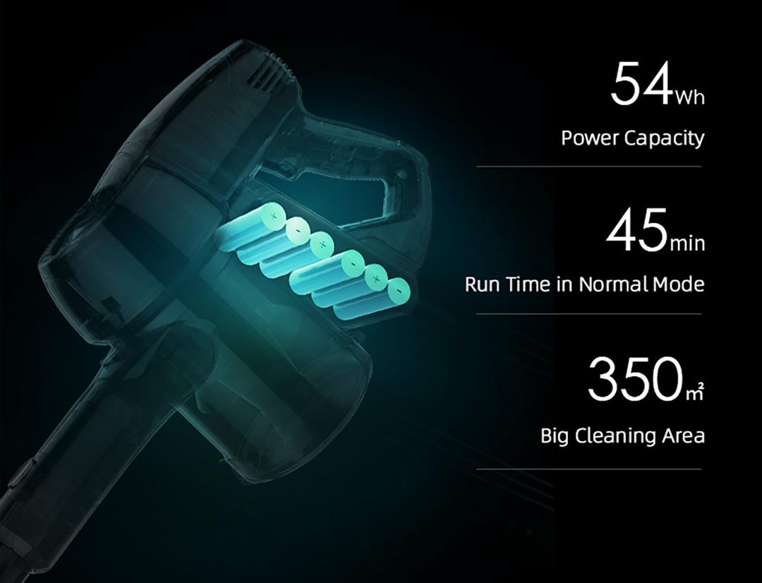 Xiaomi Jimmy Cordless Handheld Vacuum Cleaner JV53