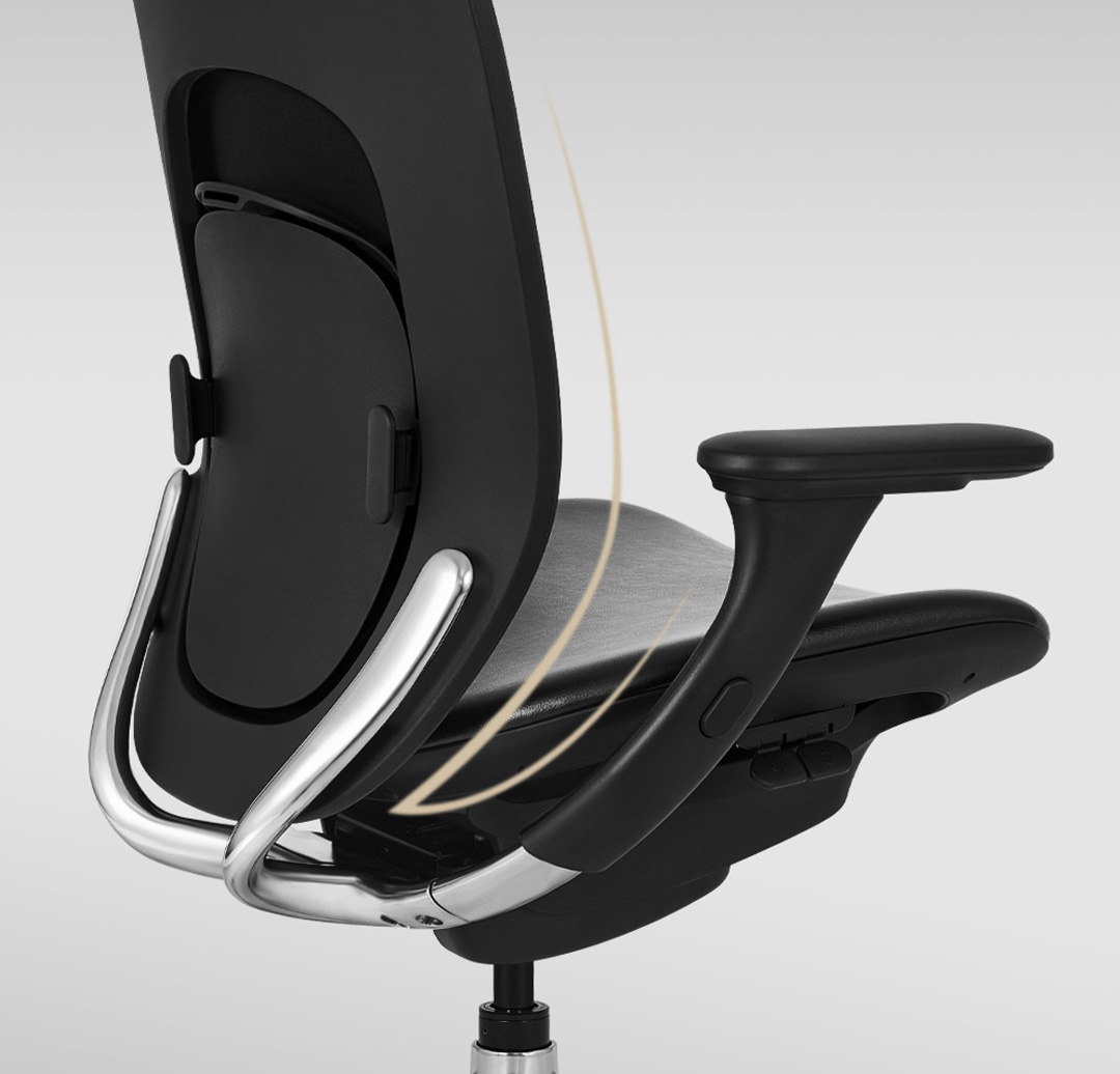 YM Ergonomic Office Boss Chair