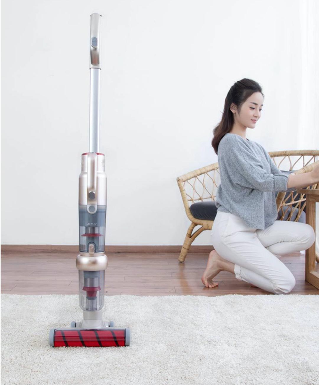 Xiaomi Jimmy Cordless Handheld Vertical Vacuum Cleaner JV71