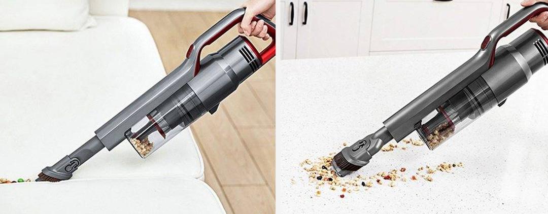 Jimmy Cordless Handheld Vacuum Cleaner JV65