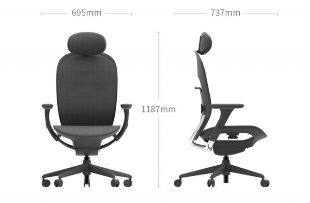 Xiaomi Yuemi Ergonomic Office Boss Chair