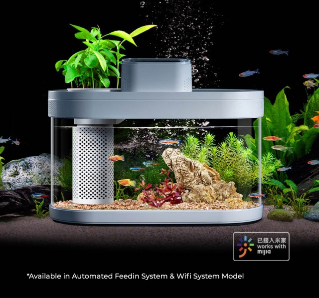 HFJH Smart Fish Tank C180 Pro-Edition