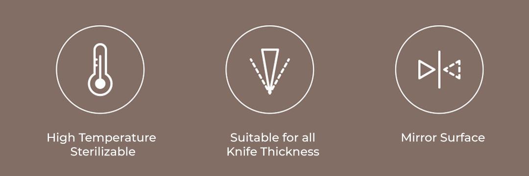 HuoHou Multi-Functional Kitchen Knife Block