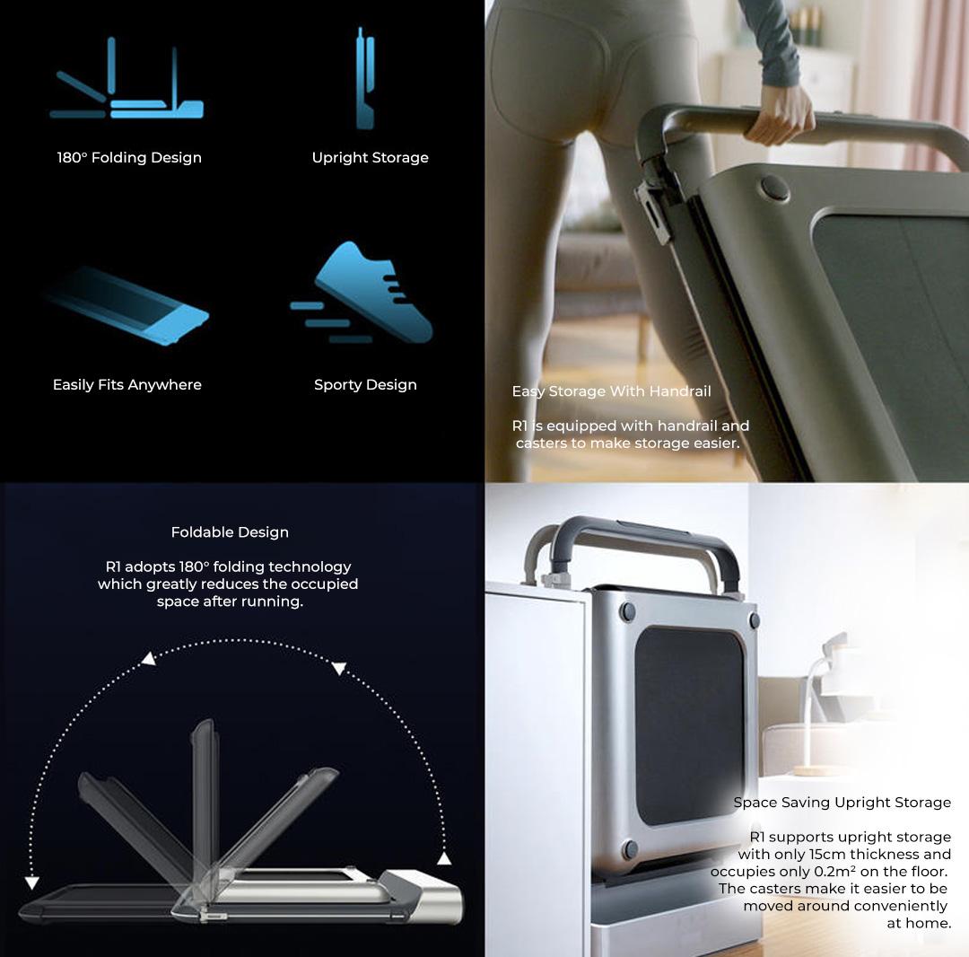 Xiaomi Kingsmith WalkingPad Foldable Treadmill R1 Pro