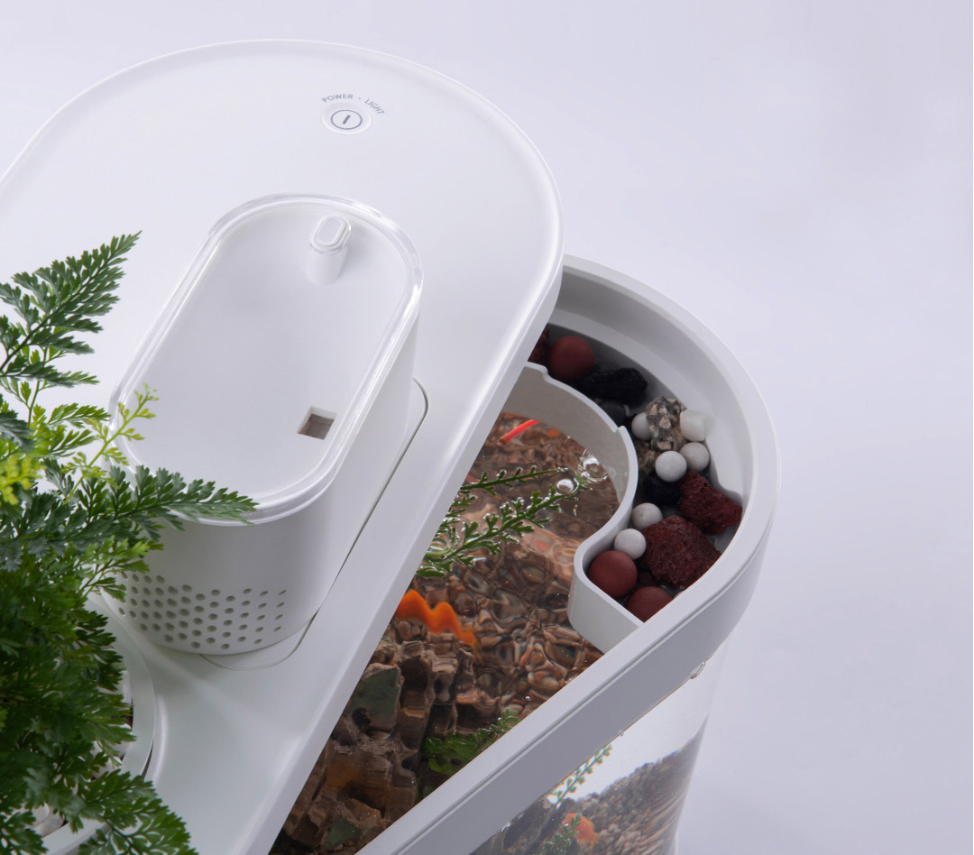 HFJH Smart Fish Tank Pro-Edition