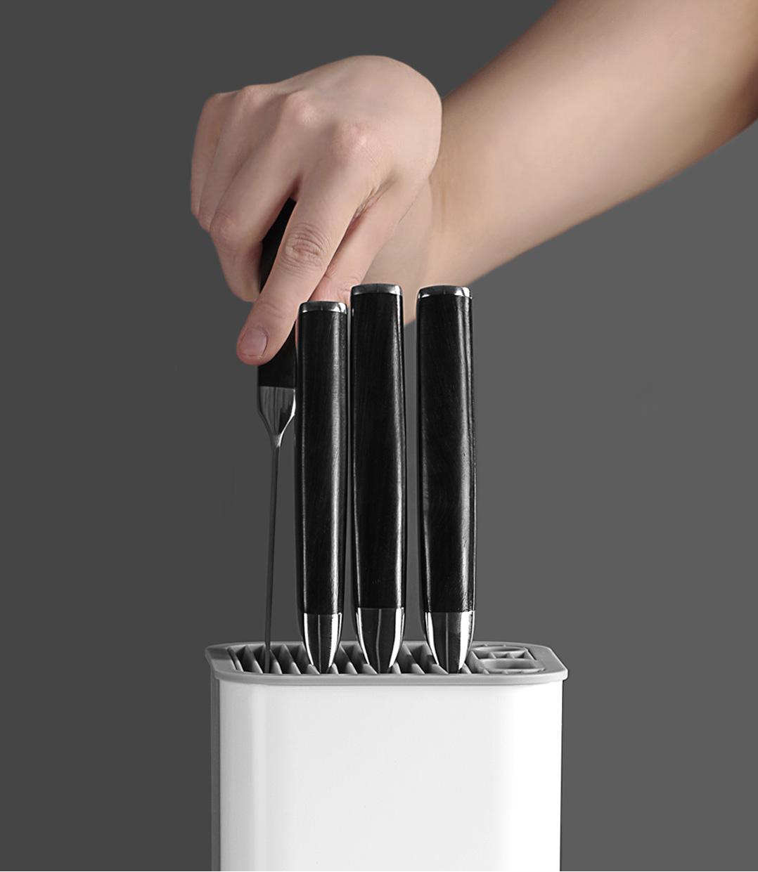 Xiaomi HuoHou Multi-Functional Kitchen Knife Block