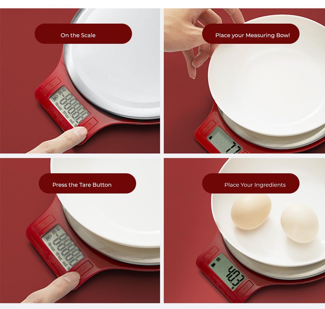 Senssun Electronic Kitchen Scale