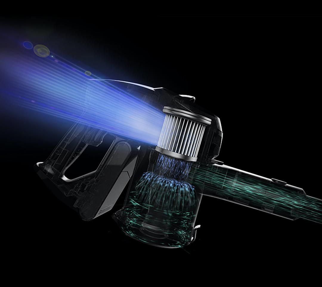 Jimmy Cordless Handheld Vacuum Cleaner JV53