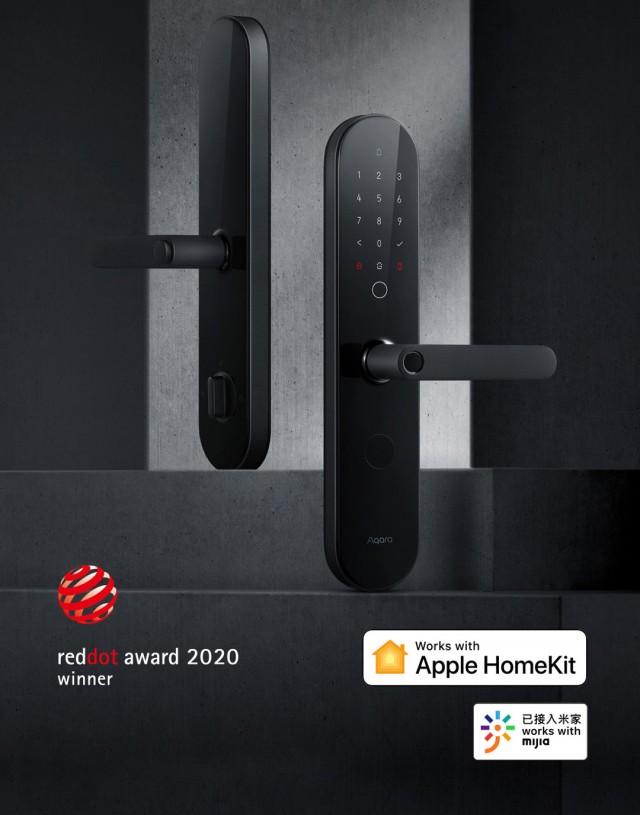 Aqara Smart Door Lock N100