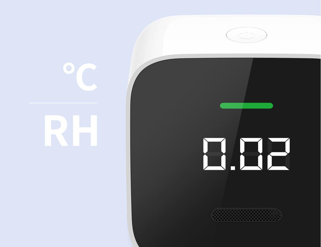 Xiaomi Honeywell Formaldehyde (HCHO) Monitor