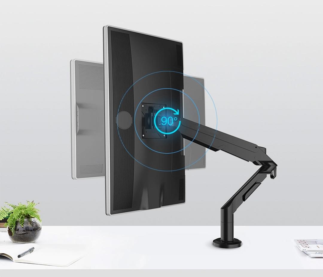 Aluminium Monitor Arm A8