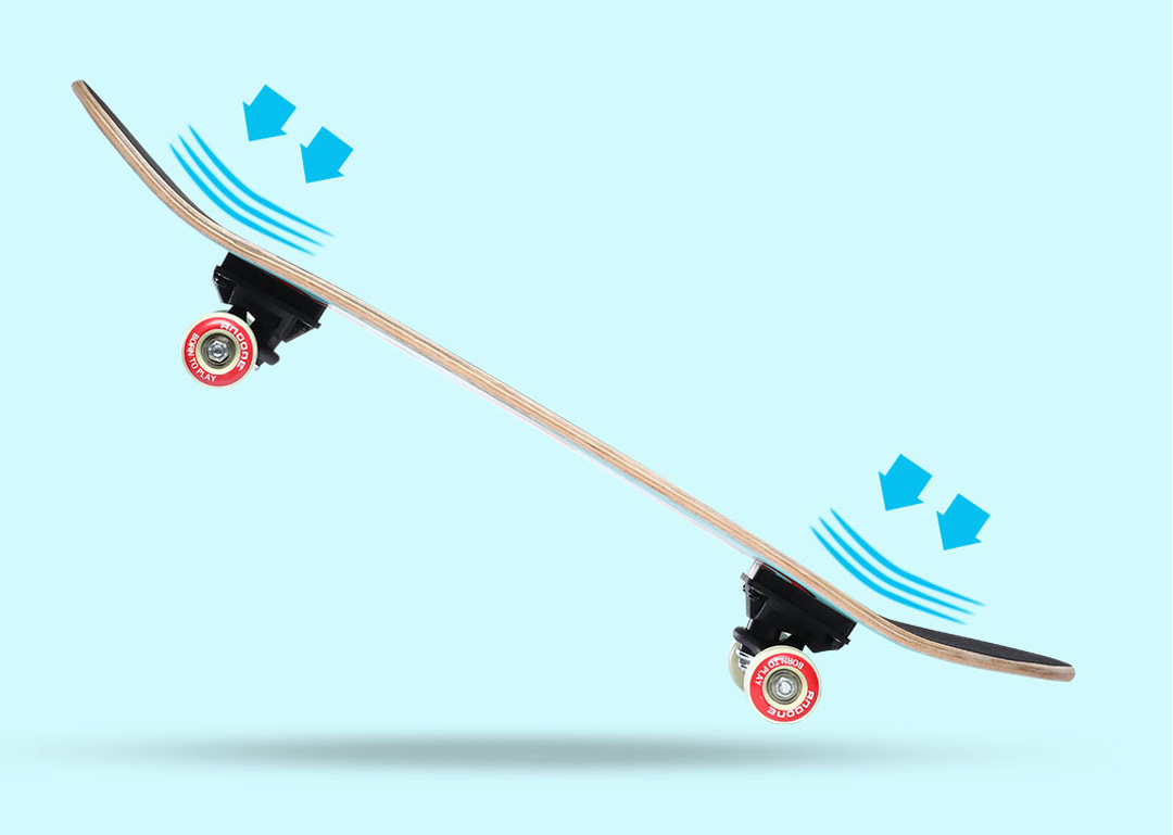 Xiaomi AND1 Youth Double Rocker Skateboard