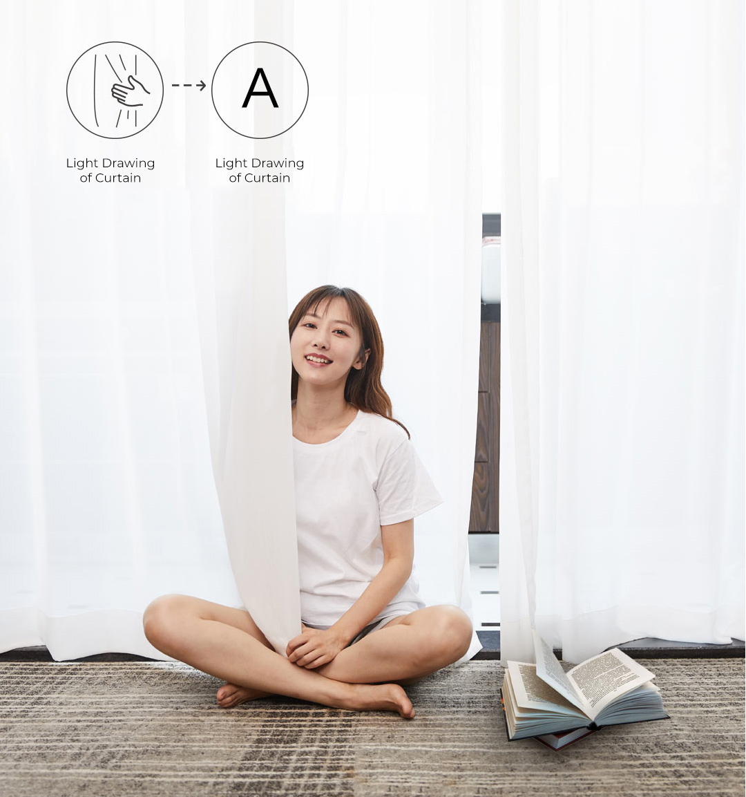 Xiaomi Mr Bond Smart Curtain System