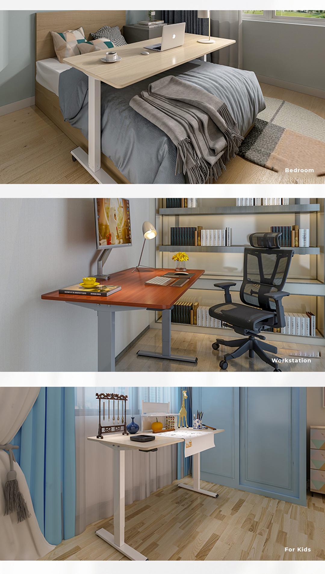 Squirrey Electric Height Adjustable Desk EAD119