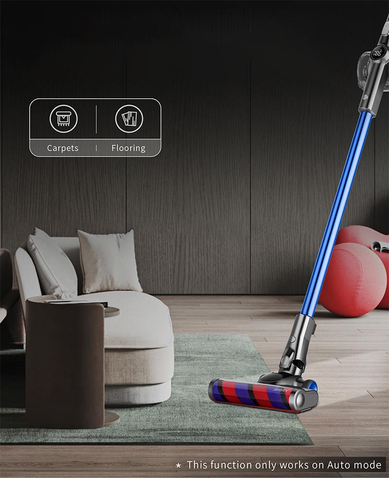Jimmy Cordless Handheld Vacuum Cleaner H8