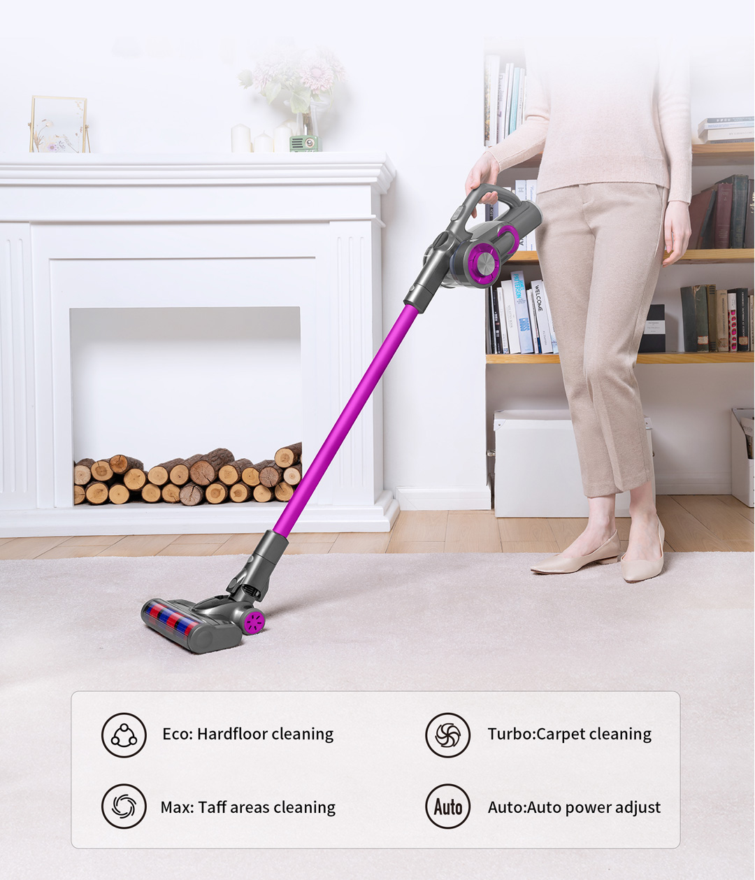 Jimmy Cordless Handheld Vacuum Cleaner H8 Pro