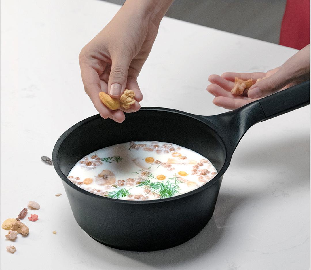 HuoHou Aluminium Alloy Non-Stick Cookware