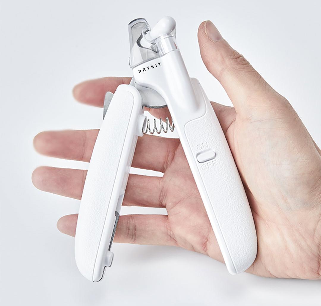 Xiaomi Petkit LED Pet Nail Clipper