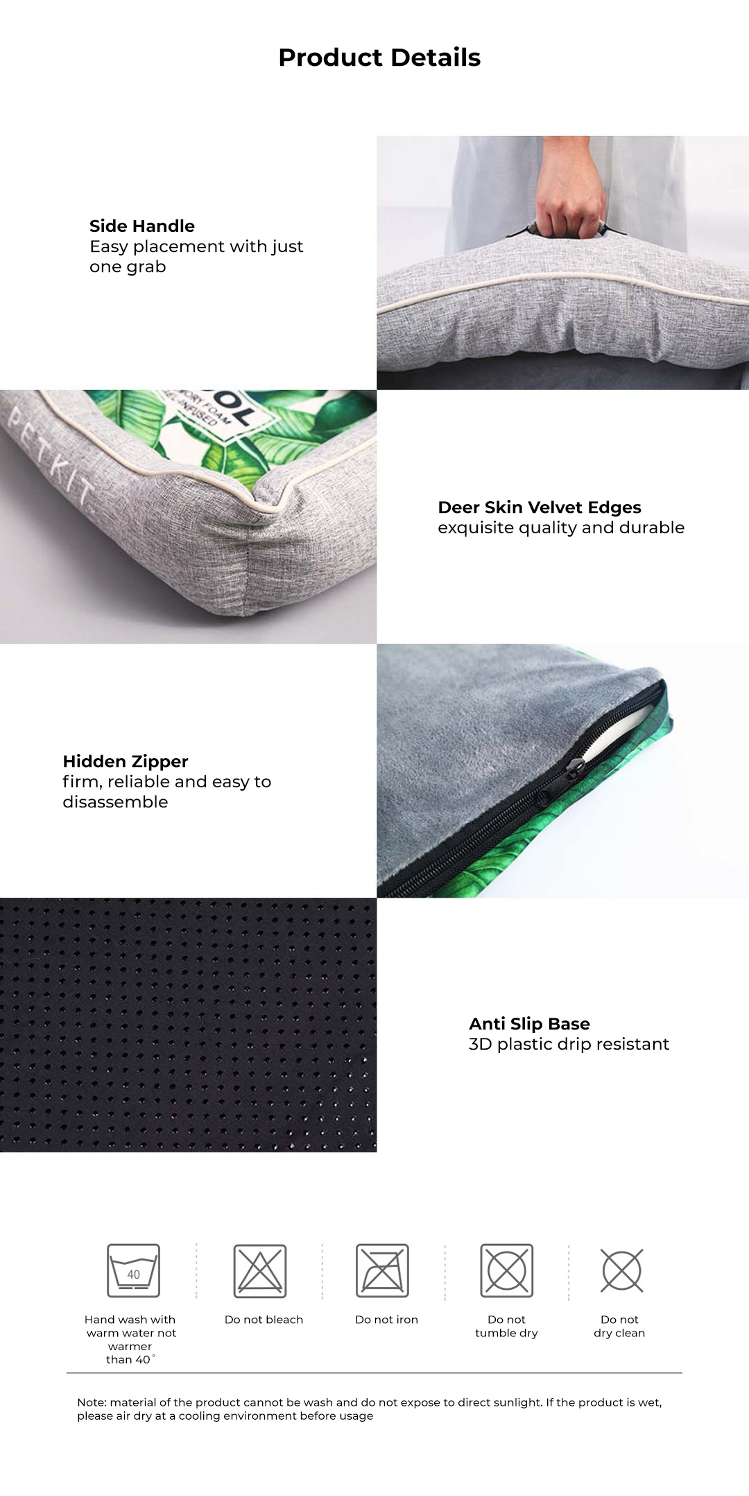 Xiaomi Petkit All-Season Pet Bed