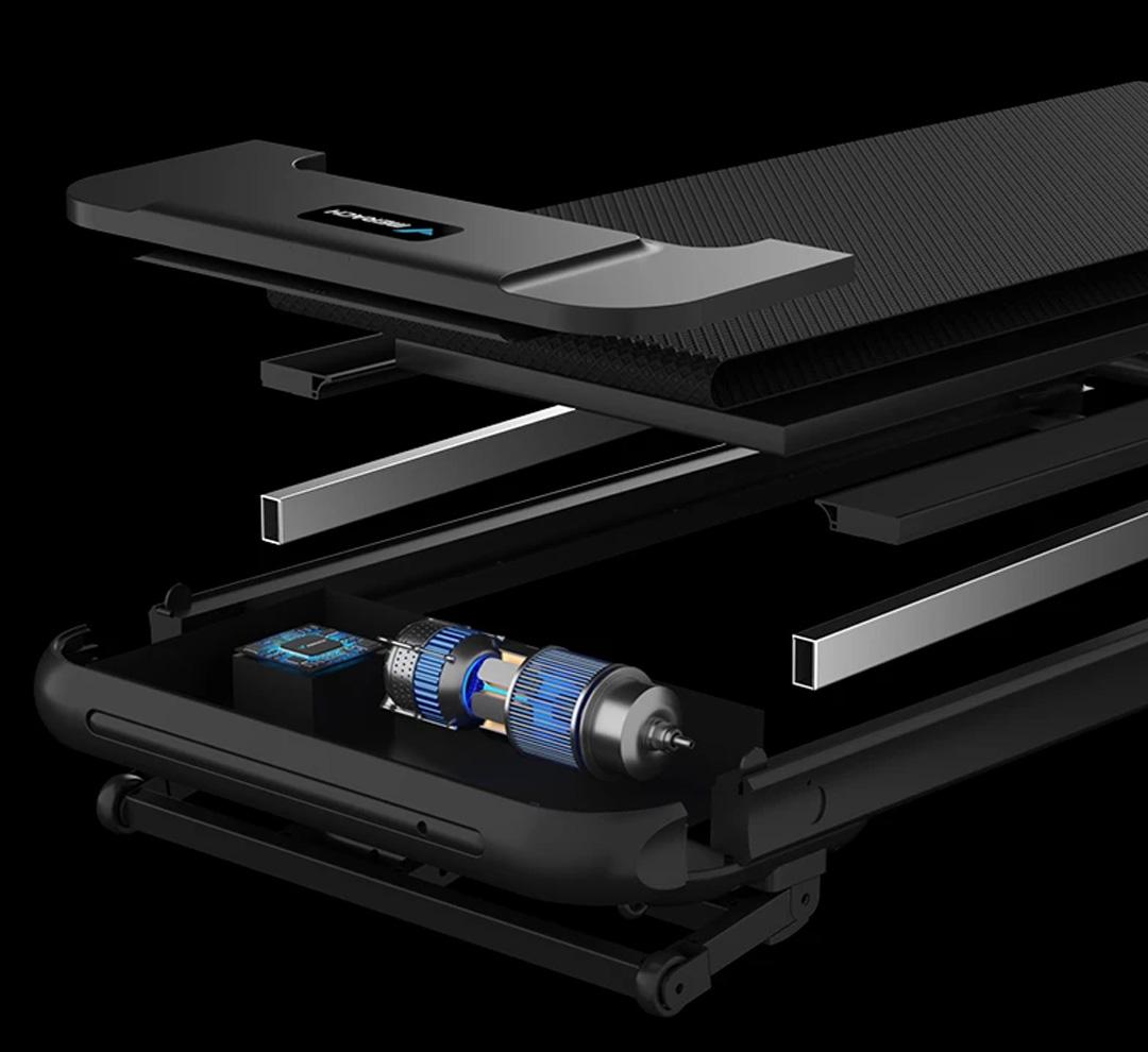 Dontz Foldable Treadmill