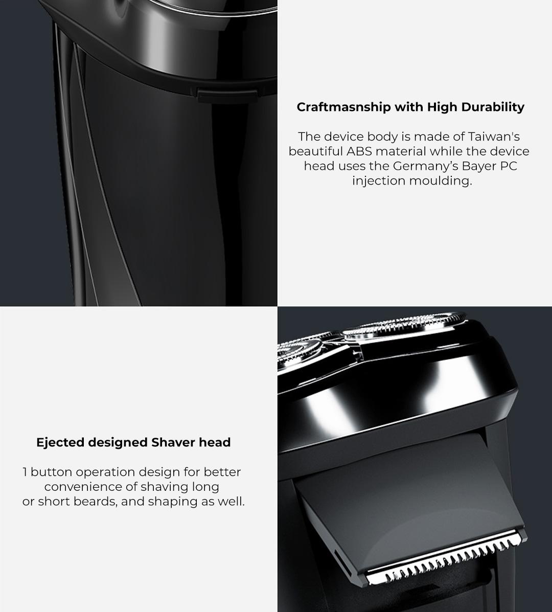 Enchen Electric Shaver BlackStone 3