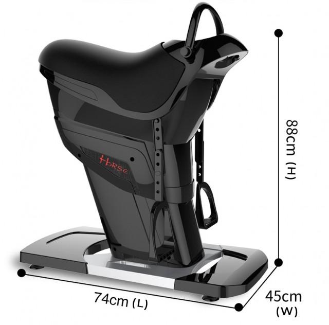 Dontz Horse Riding Exercise Machine